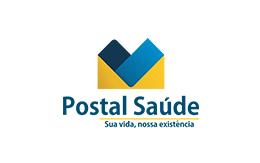 Logo Postal Saúde